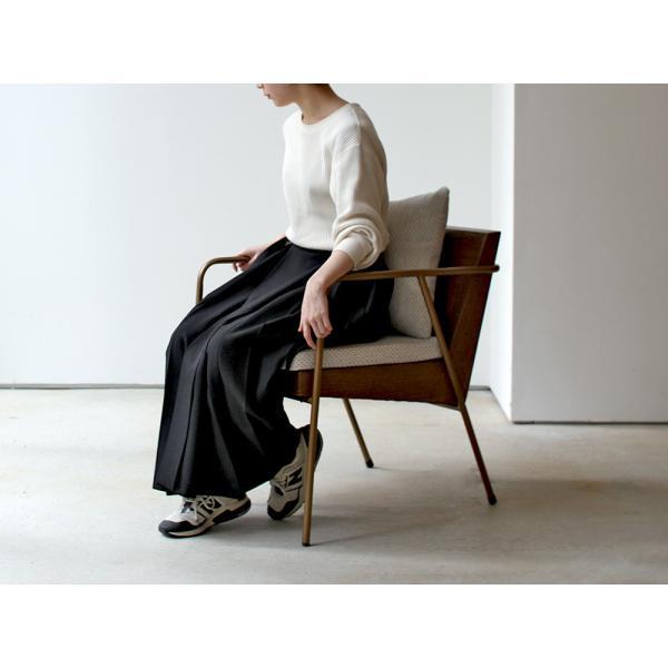 ラグランチェア RAGLAN chair パーソナルチェア ソファ ダイニングチェア 完成品 1P ホワイト ブルー MTS-106|3244p|08