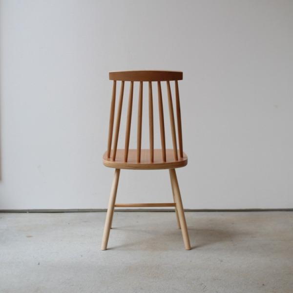 ダイニングチェア 椅子 いす チェア CL-311 NA BK WH BR MIX 北欧 木脚 木製 いす イス 完成品|3244p|12