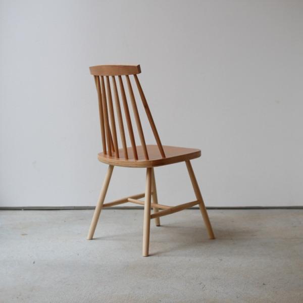 ダイニングチェア 椅子 いす チェア CL-311 NA BK WH BR MIX 北欧 木脚 木製 いす イス 完成品|3244p|13