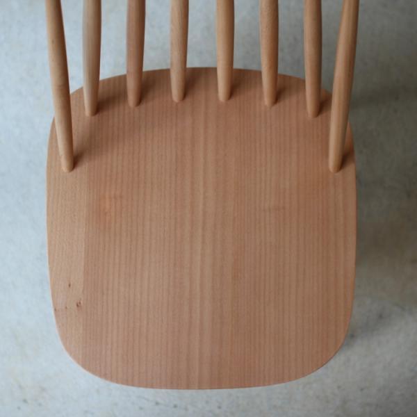 ダイニングチェア 椅子 いす チェア CL-311 NA BK WH BR MIX 北欧 木脚 木製 いす イス 完成品|3244p|14