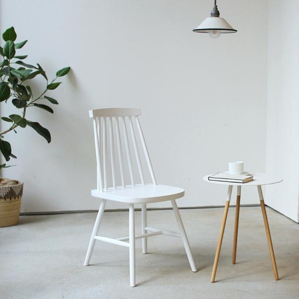 ダイニングチェア 椅子 いす チェア CL-311 NA BK WH BR MIX 北欧 木脚 木製 いす イス 完成品|3244p|20