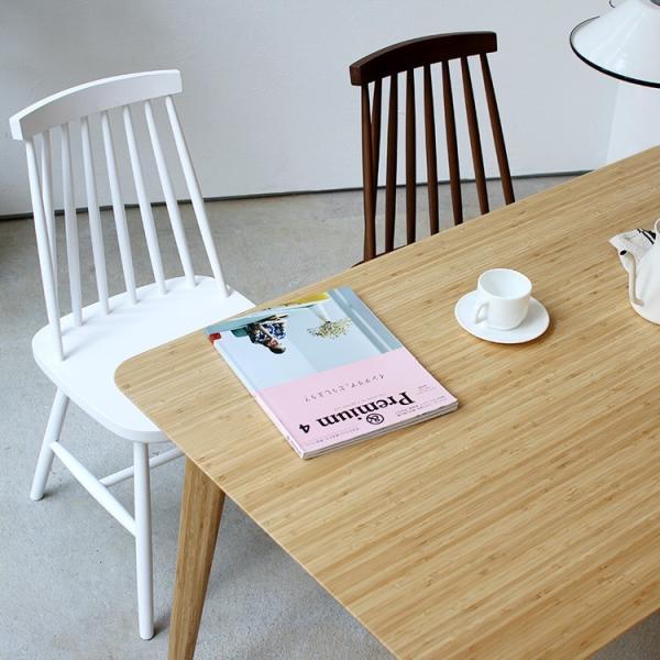 ダイニングチェア 椅子 いす チェア CL-311 NA BK WH BR MIX 北欧 木脚 木製 いす イス 完成品|3244p|21