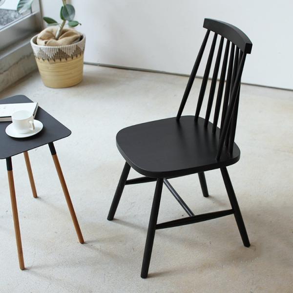 ダイニングチェア 椅子 いす チェア CL-311 NA BK WH BR MIX 北欧 木脚 木製 いす イス 完成品|3244p|07