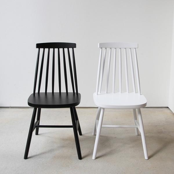 ダイニングチェア 椅子 いす チェア CL-311 NA BK WH BR MIX 北欧 木脚 木製 いす イス 完成品|3244p|09