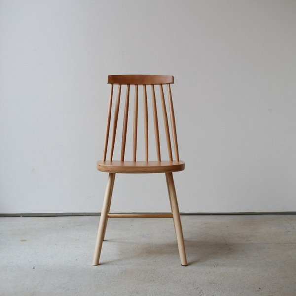 ダイニングチェア 椅子 いす チェア CL-311 NA BK WH BR MIX 北欧 木脚 木製 いす イス 完成品|3244p|10
