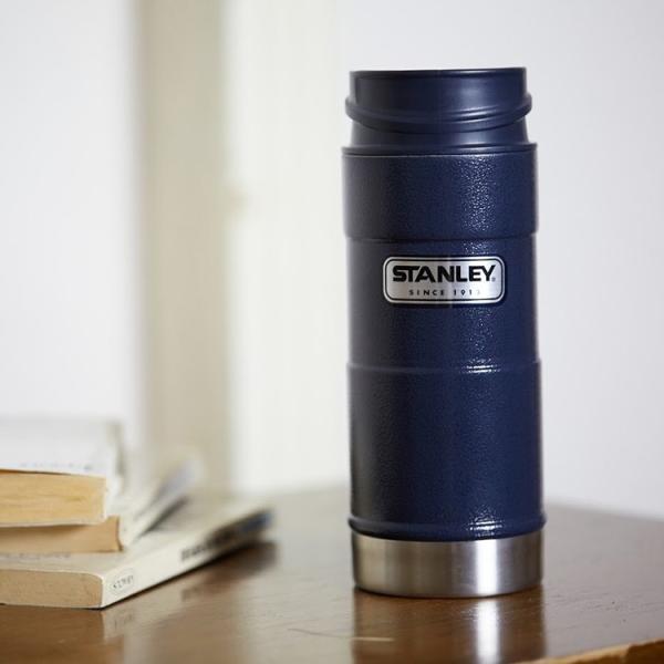 スタンレー STANLEY クラシック真空ワンハンドマグ 0.35L 水筒 アウトドア 保温 保冷 ステンレスボトル|3244p|02