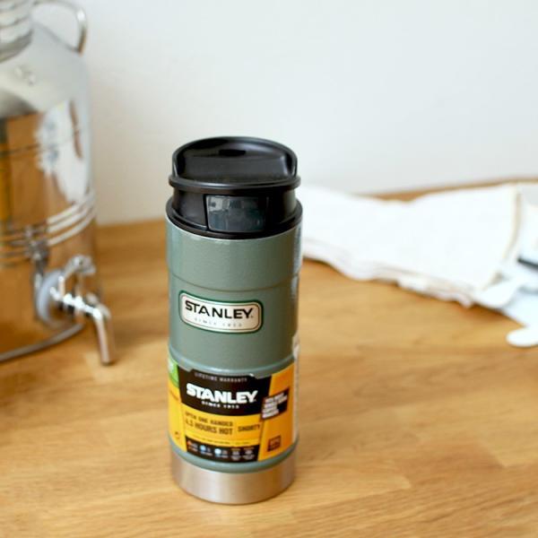 スタンレー STANLEY クラシック真空ワンハンドマグ 0.35L 水筒 アウトドア 保温 保冷 ステンレスボトル|3244p|03