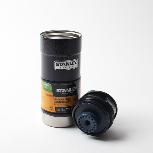 スタンレー STANLEY クラシック真空ワンハンドマグ 0.35L 水筒 アウトドア 保温 保冷 ステンレスボトル|3244p|07