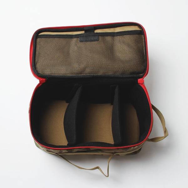 Oregonian Camper セミハード ギアバッグ M SEMI HARD GEAR BAG コヨーテ 調味料入れ 食器入れ 小物入れ 収納 US USAブランド|3244p|11