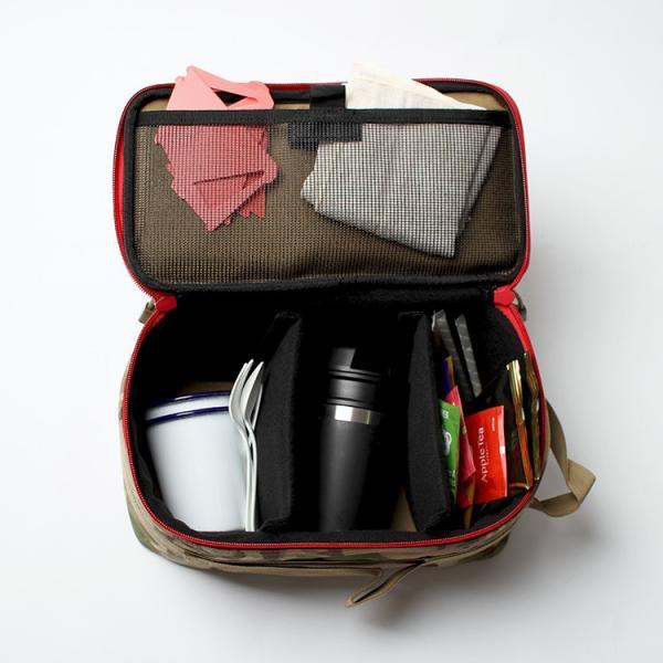 Oregonian Camper セミハード ギアバッグ M SEMI HARD GEAR BAG コヨーテ 調味料入れ 食器入れ 小物入れ 収納 US USAブランド|3244p|12