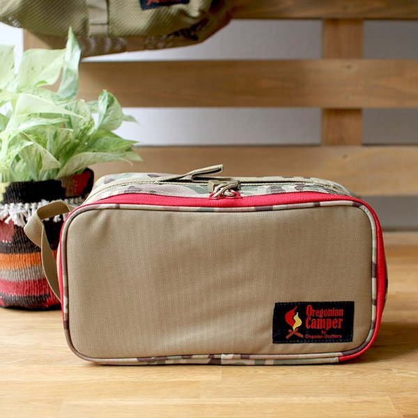 Oregonian Camper セミハード ギアバッグ M SEMI HARD GEAR BAG コヨーテ 調味料入れ 食器入れ 小物入れ 収納 US USAブランド|3244p|14