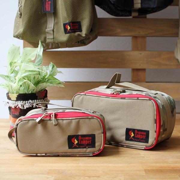 Oregonian Camper セミハード ギアバッグ M SEMI HARD GEAR BAG コヨーテ 調味料入れ 食器入れ 小物入れ 収納 US USAブランド|3244p|15