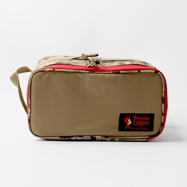 Oregonian Camper セミハード ギアバッグ M SEMI HARD GEAR BAG コヨーテ 調味料入れ 食器入れ 小物入れ 収納 US USAブランド|3244p|03