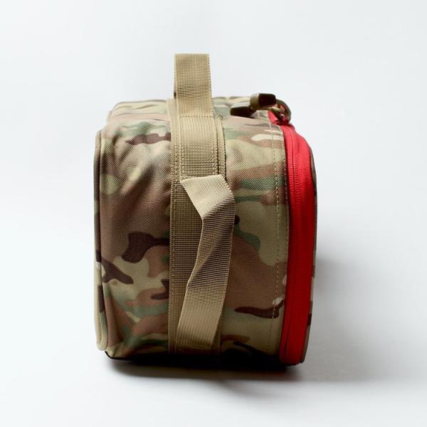 Oregonian Camper セミハード ギアバッグ M SEMI HARD GEAR BAG コヨーテ 調味料入れ 食器入れ 小物入れ 収納 US USAブランド|3244p|04