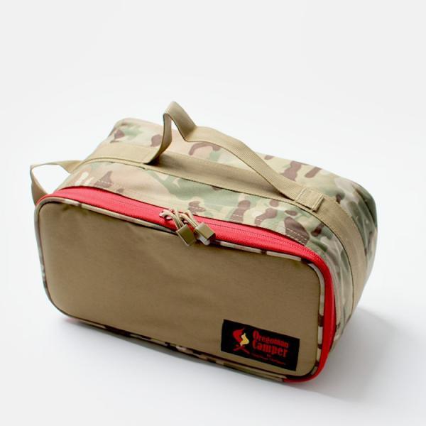 Oregonian Camper セミハード ギアバッグ M SEMI HARD GEAR BAG コヨーテ 調味料入れ 食器入れ 小物入れ 収納 US USAブランド|3244p|06