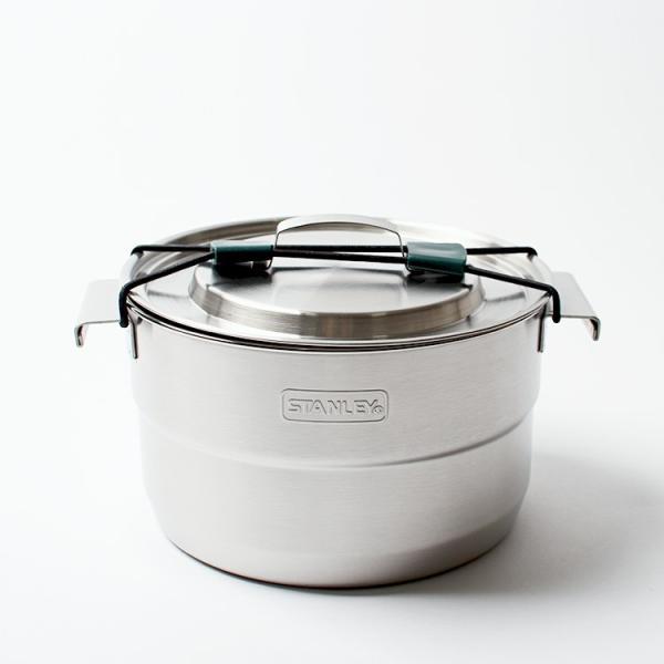 スタンレー STANLEY ベースキャンプクックセット クッカーセット 鍋セット アウトドア 調理|3244p|03