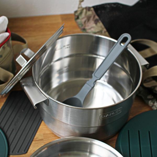 スタンレー STANLEY ベースキャンプクックセット クッカーセット 鍋セット アウトドア 調理|3244p|09