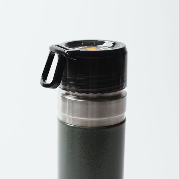 スタンレー STANLEY ゴーシリーズ 真空ボトル0.7L マットブラック ホワイト マットグリーン 3244p 10