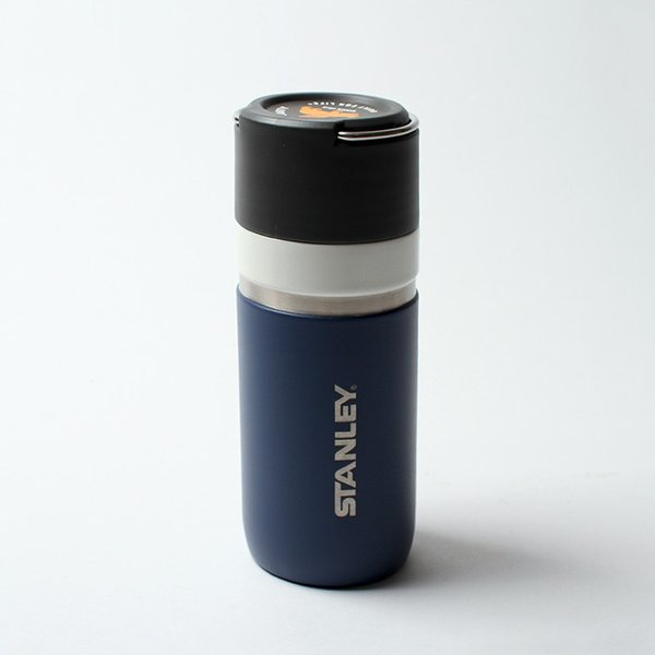 スタンレー STANLEY ゴーシリーズ セラミバック 真空ボトル 0.47L サーモンピンク ネイビー ミントグリーン チャコールグレー 保冷 保温|3244p|11