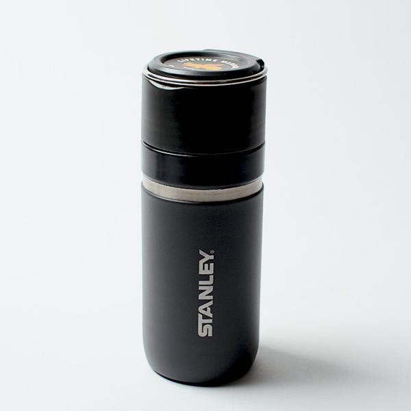 スタンレー STANLEY ゴーシリーズ セラミバック 真空ボトル 0.47L サーモンピンク ネイビー ミントグリーン チャコールグレー 保冷 保温|3244p|12