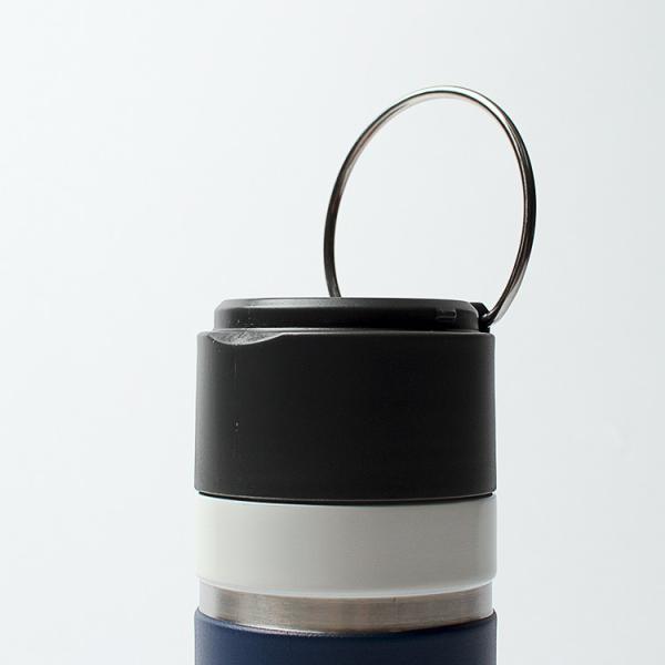 スタンレー STANLEY ゴーシリーズ セラミバック 真空ボトル 0.47L サーモンピンク ネイビー ミントグリーン チャコールグレー 保冷 保温|3244p|13