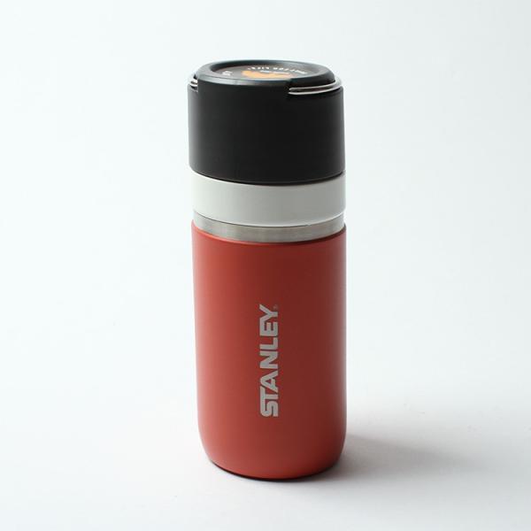 スタンレー STANLEY ゴーシリーズ セラミバック 真空ボトル 0.47L サーモンピンク ネイビー ミントグリーン チャコールグレー 保冷 保温|3244p|09