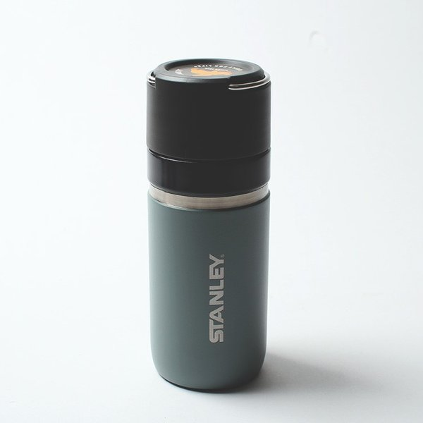 スタンレー STANLEY ゴーシリーズ セラミバック 真空ボトル 0.47L サーモンピンク ネイビー ミントグリーン チャコールグレー 保冷 保温|3244p|10