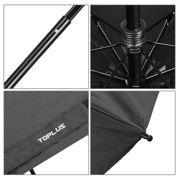折りたたみ傘 超軽量(187g) 折り畳み日傘 UVカット率 99パーセント遮熱 晴雨兼用|34618|05