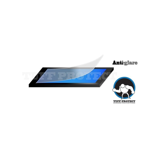 Tuff Protect Anti-Glare Screen Protectors for Humminbird Helix 7 Fish
