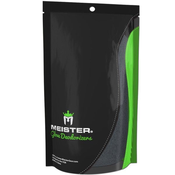 Absorbs Stink and Leaves Meister Glove Deodorizers for Boxing and All Sports