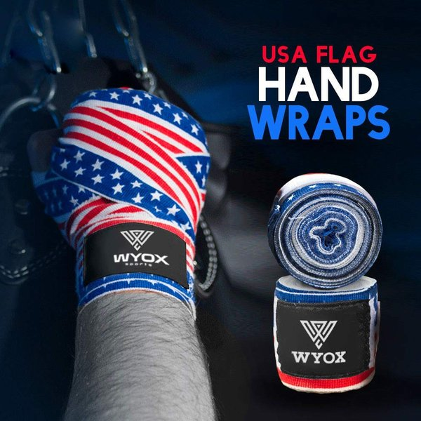 BOXING//MMA HAND WAPS BANDAGES 100/% COTTON INNER GLOVES  THREAD R BRAND