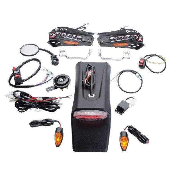 Tusk Motorcycle Enduro Lighting Kit Husqvarna FE 501 2014-2019 Fits