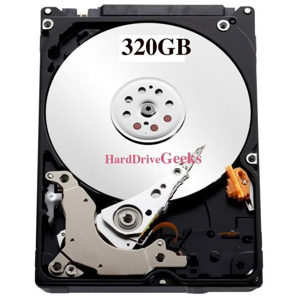 320GB 2.5 Laptop Hard Drive for Toshiba Satellite L855-SP5260WM L855-SP5263KM L855D-S5220 L855D-S5242
