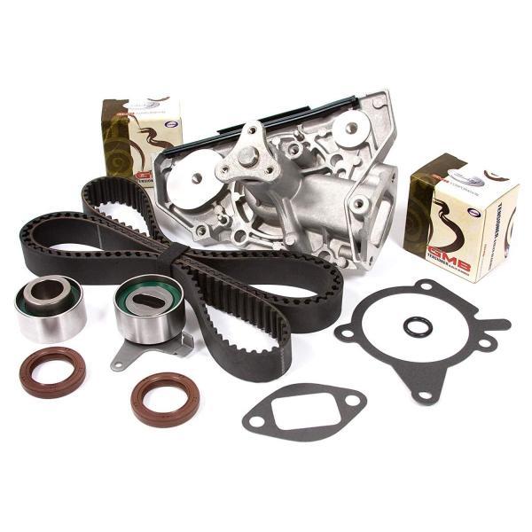 Timing Belt Tensioner Water Pump Kit 01-05 Fits Kia Rio 1.5L 1.6L DOHC A5D A6D