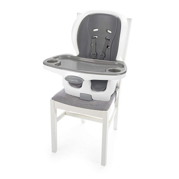 Ingenuity SmartClean Trio Elite 3-in-1 High Chair - Slate - High Chair|36hal01|02