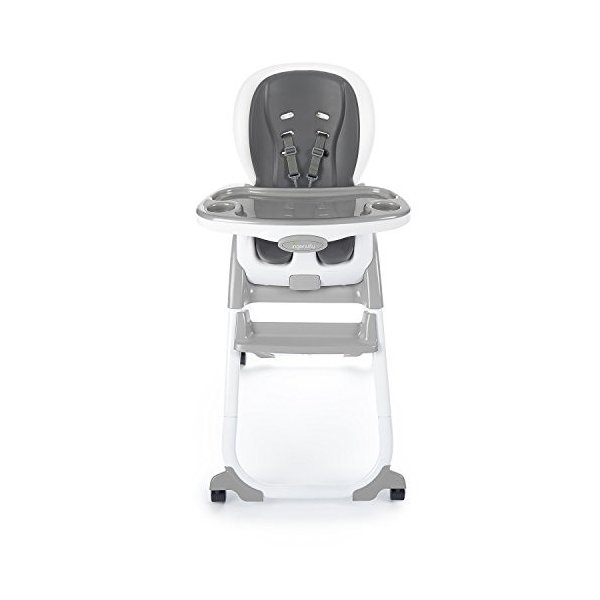 Ingenuity SmartClean Trio Elite 3-in-1 High Chair - Slate - High Chair|36hal01|11