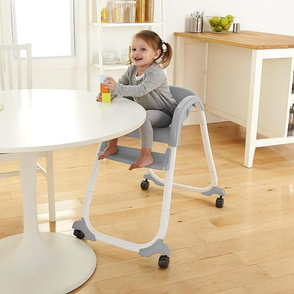 Ingenuity SmartClean Trio Elite 3-in-1 High Chair - Slate - High Chair|36hal01|12