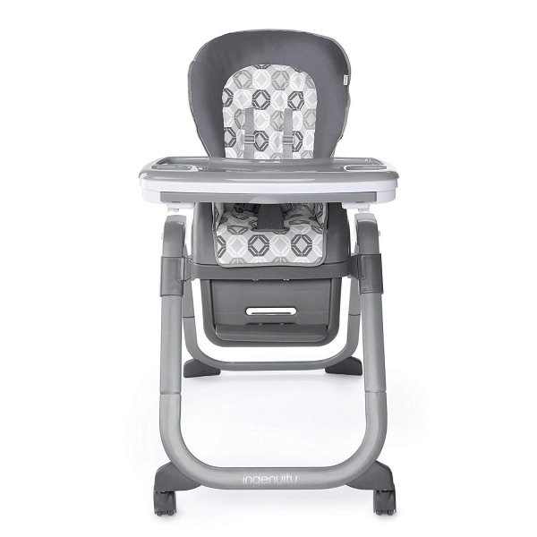 Ingenuity SmartServe 4-in-1 High Chair with Swing Out Tray ? Clayton ?|36hal01|03