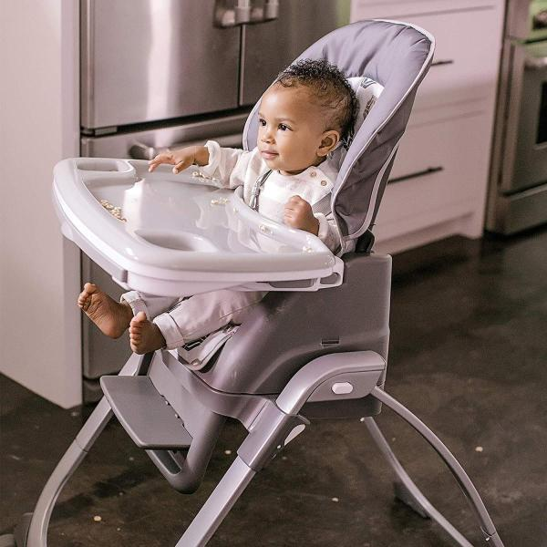 Ingenuity SmartServe 4-in-1 High Chair with Swing Out Tray ? Clayton ?|36hal01|10