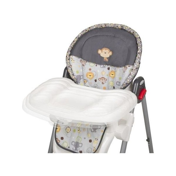Baby Trend Sit-Right High Chair, Bobbleheads|36hal01|02