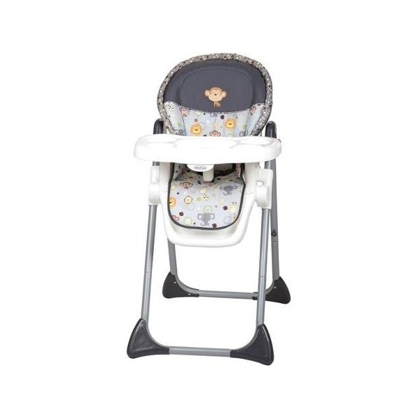 Baby Trend Sit-Right High Chair, Bobbleheads|36hal01|05