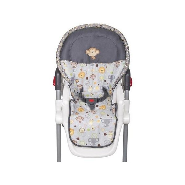 Baby Trend Sit-Right High Chair, Bobbleheads|36hal01|06