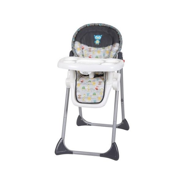 Baby Trend Sit Right High Chair, Tanzania|36hal01|02
