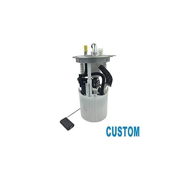 CUSTOM 1pc New Electric Fuel Pump Module Assembly With Installation Kits For E3707M 05-07 Buick Rainier//Chevrolet Trailblazer//GMC Envoy XL//Isuzu Ascender 05-06 SSR 05-06 Trailblazer EXT