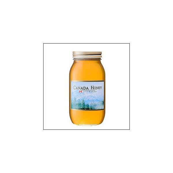 はちみつ カナダ産純粋はちみつ1kg瓶 純粋蜂蜜