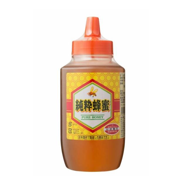 はちみつ 中国産純粋はちみつ(蜂蜜)1kg ポリ容器 純粋蜂蜜