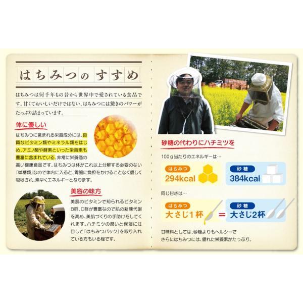 はちみつ 熊手の蜂蜜 ウクライナ産はちみつ 2.0kg|38kumate|04