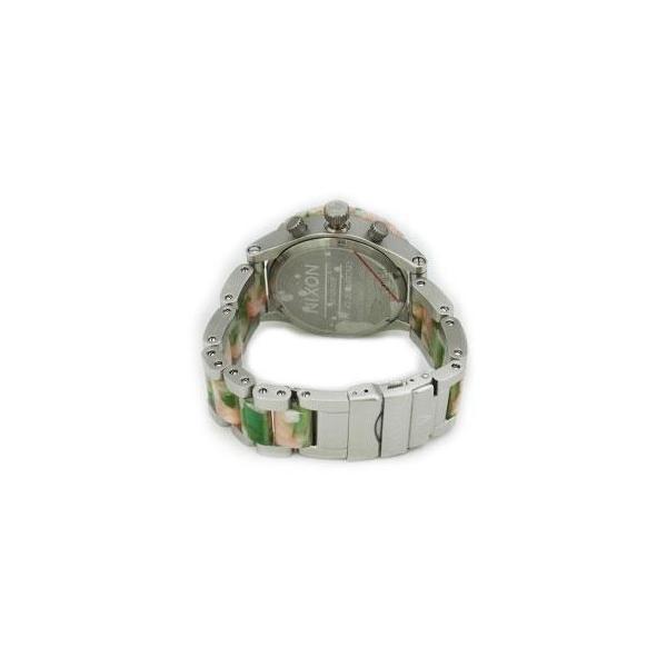 NIXON ニクソン メンズ腕時計 レディース腕時計 42-20 クロノグラフ ミントジュレ 男女兼用 A0371539 A037-1539 D|39surprise|03