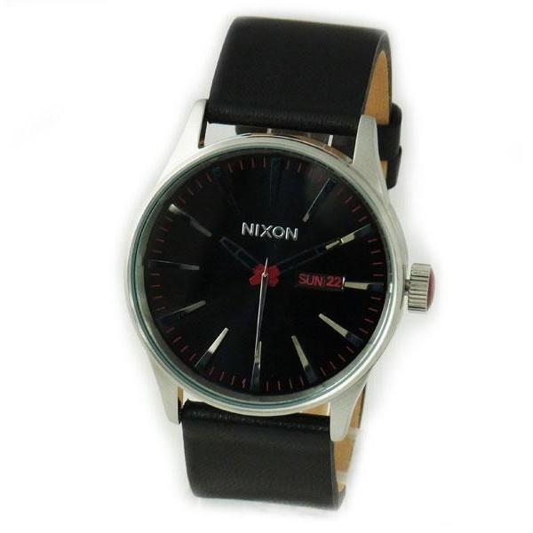 NIXON ニクソン メンズ腕時計 THE SENTRY セントリー ブラック メンズウォッチ 男性用 A105000 A105-000 S|39surprise
