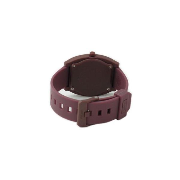 NIXON ニクソン メンズ腕時計 レディース腕時計 THE TIME TELLER P タイムテラー マットボルドー ブラウン系 A1191024 A119-1024|39surprise|03